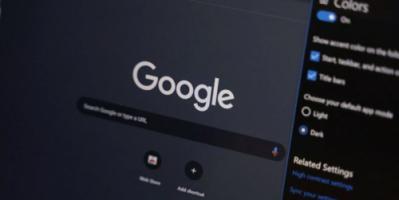 """متصفح جوجل كروم يطلق خاصية """"الوضع الليلي"""""""