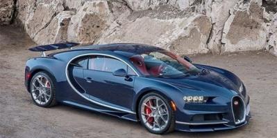 """""""بوجاتي"""" تعلن اقتحام عالم تصنيع السيارات الكهربائية"""