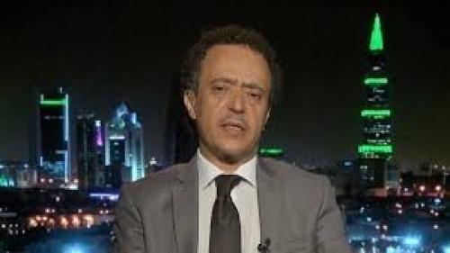 غلاب: الحوثية عدوان يلبس أي قناع لاستمرار الخراب