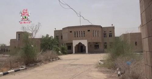 مليشيات الحوثي تدمر منزل أحد المواطنين في التحيتا بالحديدة