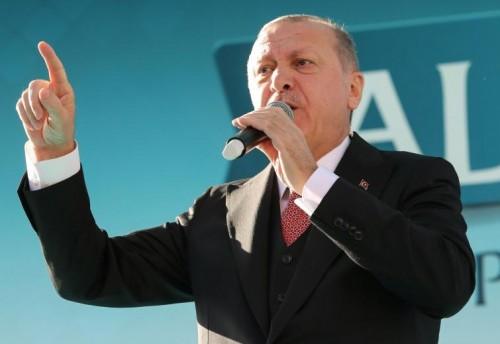 أردوغان: مرتكب حادث نيوزيلاندا يستهدفني شخصياً