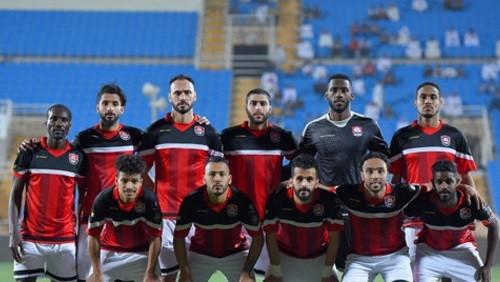 الرائد ينتزع فوزا صعبا من الباطن في الدوري السعودي للمحترفين