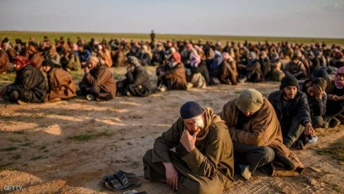 هجوم انتحاري يستهدف مهاجرين من آخر جيب لداعش بسوريا