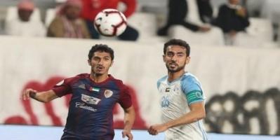 الوحدة يهزم بني ياس برباعية ويتأهل لنهائي كأس الخليج العربي