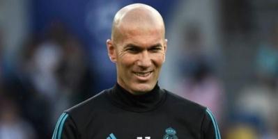 زيدان يشيد بصفقة ريال مدريد الجديدة