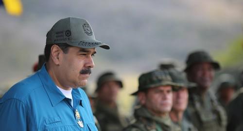 """""""مادورو"""": مستشار الأمن القومي الأمريكي منفذ عملية قطع الكهرباء عن فنزويلا"""