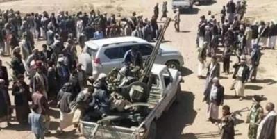 قبائل عذر ترفض الخنوع والدخول في صفقة مع الحوثي