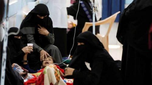 """باعتراف المليشيات.. """"كوليرا الحوثيين"""" تفترس أهالي محافظة ريمة (أرقام جديدة)"""