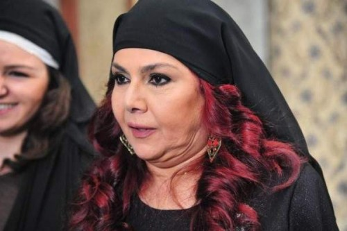 """صباح الجزائري تنفي مشاركتها في النسخة الثانية من مسلسل """"باب الحارة"""""""