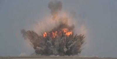 الفرق الهندسية للمقاومة المشتركة تفجر الدفعة الرابعة لألغام الحوثي في الحديدة (صور)