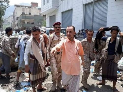 مخطط حزب الإصلاح.. الانتقام من كتائب أبو العباس تمهيدًا لتسليم تعز إلى الحوثيين