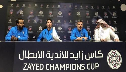 مدرب الهلال يطالب لاعبيه بالفوز على الأهلي