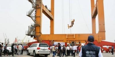 الحوثيون يدرسون عرضا أمميا لادارة موانئ الحديدة (تفاصيل حصرية)