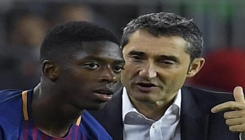 مدرب برشلونة يعلن مسؤليته عن إصابة نجم الفريق