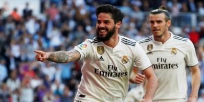 ريال مدريد يفوز على سيلتا فيجو 2-0