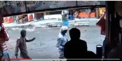 تفاصيل جريمة قتل مسلح لجيرانه بطريقة بشعة في صنعاء (فيديو)