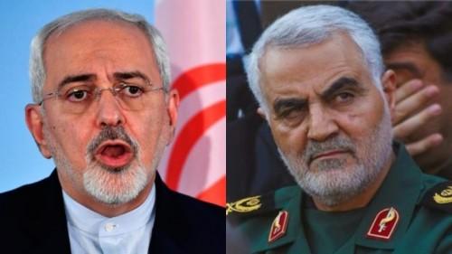 """بترايوس"": ""سليماني"" هو من يقود سياسات إيران الخارجية وليس ظريف"
