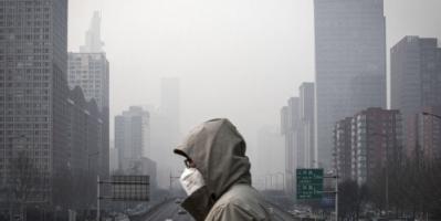 دراسة حديثة : تلوث الهواء يقتل أكثر من 8 مليون شخص سنويا