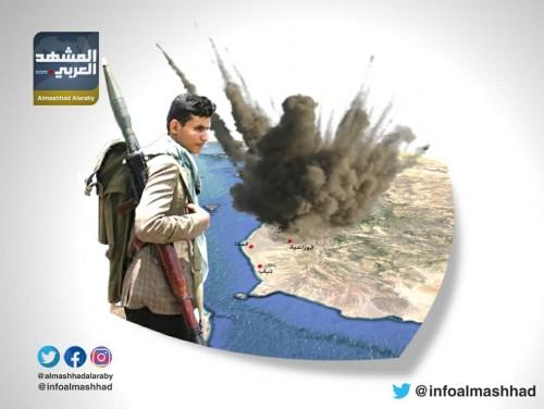"""خريطة """"النار"""" في الحديدة.. الخطوة الثانية للتمادي الحوثي والصمت الأممي"""