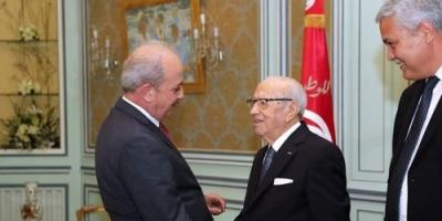 الرئيس التونسى يستقبل المشاركين بمؤتمر اتحاد المحامين العرب (صور)