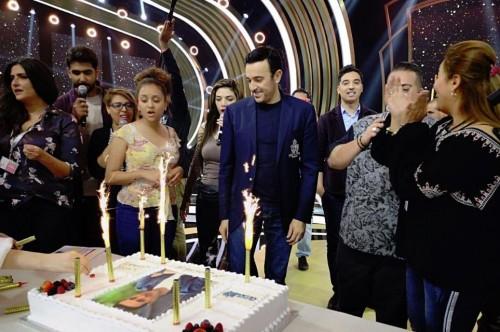 """برنامج """" الزمن الجميل """" يحتفل بعيد ميلاد النجم صابر الرباعي (صور)"""
