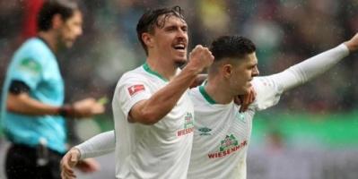 فيردر بريمن يفوز على بايرن ليفركوزن 3-1 في الدوري الألماني
