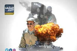 علي محسن الأحمر.. الأب الروحي لتنظيم القاعدة في اليمن