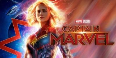 فيلم Captain Marvel يتربع على عرش البوكس أوفيس الأمريكي