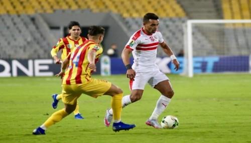 الزمالك المصري يحسم تأهله إلى ربع نهائي كأس الكونفدرالية الإفريقية