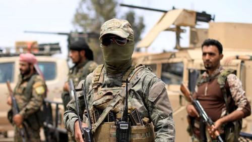 """قوات سوريا  الديمقراطية: نستأنف قصف آخر جيب لتنظيم """" داعش """""""