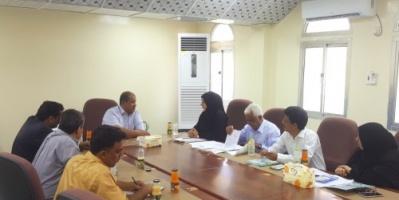 اجتماع هام لمناقشة الصعوبات التي تواجه شركة النفط اليمنية (تفاصيل)