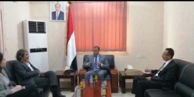 وزارة الخارجية تطالب بنقل مكاتب الأمم المتحدة إلى العاصمة عدن