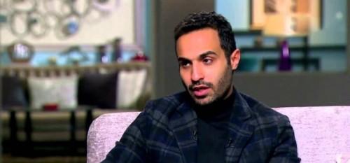 """أحمد فهمي ينتهي من تصوير نصف مسلسل """" الواد سيد الشحات """""""
