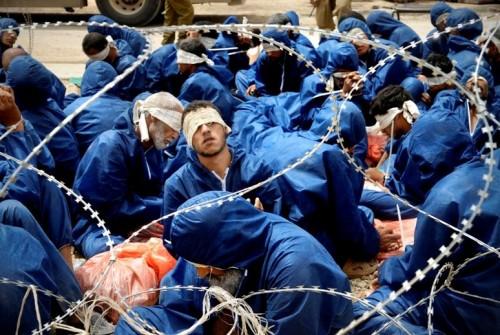 """إسرائيل تنقل الأسرى الفلسطينيين إلى أقسام جديدة بها أجهزة """" تشويش """""""