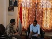 قائد التحالف في سقطرى: المحافظة سيكون لها نصيب من خطة الإعمار