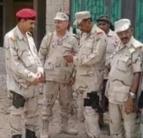 صورة تجمع جنرالات جنوبيين شهداء تحررت عدن على أيديهم