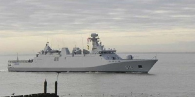 مناورات بحرية مشتركة بين الأسطولين المغربي والإسباني