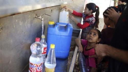 تحقيق أممي يكشف: إسرائيل تحرم الفلسطينيين من المياه العذبة