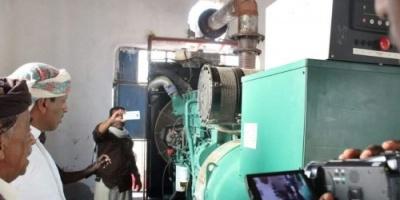 زيارة ميدانية لمدير كهرباء سيحوت إلى منطقة عتاب لمعرفة أسباب انقطاع التيار