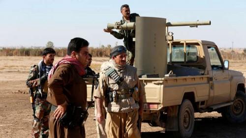 مكافحة الإرهاب في العراق تحصل على معلومات عن مصير أسرى البيشمركة