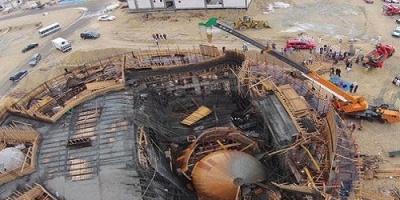 ارتفاع حصيلة قتلى انهيار سقف مسجد بالكويت (تفاصيل)