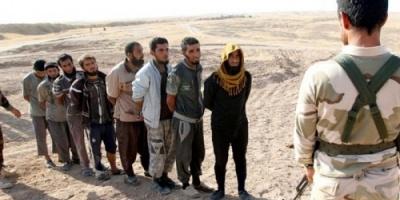 قوات سوريا الديمقراطية تأسر 157 من ذوي الخبرة بداعش