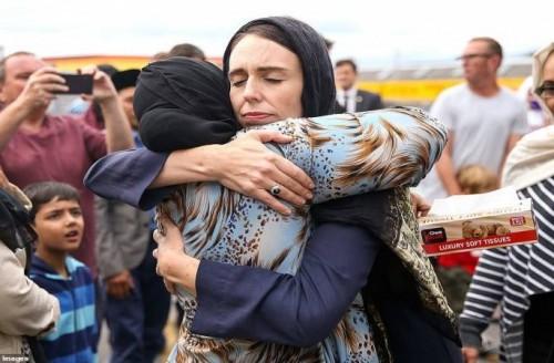 """رئيسة وزراء نيوزيلندا تفتتح كلمتها في البرلمان بـ"""" السلام عليكم """""""
