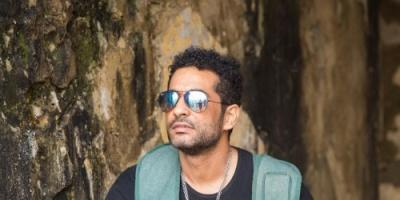 """شاهد عمرو سعد مع الملاكم العالمي تايسون من كواليس """"حملة فرعون"""""""