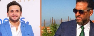 مصطفى خاطر يهنئ ماجد المصري بعيد ميلاده (صورة)