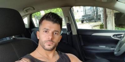 """شاهد رامز أمير بصحبة حمدي الميرغني من كواليس """"حملة فرعون"""""""