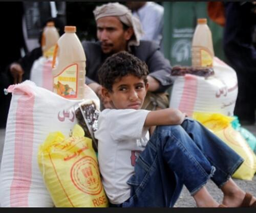"""""""كلنا متسولون"""".. صرخة """"صنعاوية"""" من أنقاض الاحتلال الحوثي"""