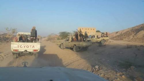 قوات الحزام الأمني تداهم  6أوكار لمروجي الحشيش والممنوعات بأبين