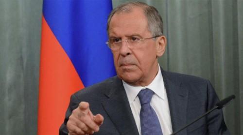 لافروف: روسيا تدعم خطة الجزائر بشأن الحوار الوطني