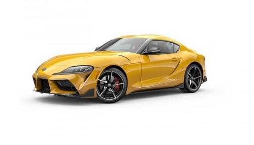 """سيارة """"تويوتا سوبرا"""" تضيف 5 ألوان إضافية جديدة (صور)"""